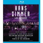 Hans Zimmer - Live In Prague (Blu-ray, 2017)