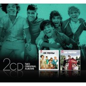 One Direction - Up All Night / Take Me Home (2CD, 2014)