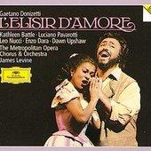 Donizetti, Gaetano - DONIZETTI LElisir damore / Levine