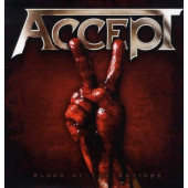 Accept - Blood Of The Nations (Edice 2013) - Vinyl
