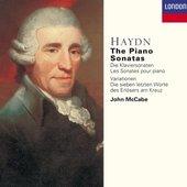 Haydn, Joseph - Haydn The Piano Sonatas John McCabe