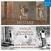 Wolfgang Amadeus Mozart - Houslové sonáty (2016)