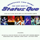 Status Quo - Whatever You Want/Very Best Of Status Quo/2CD