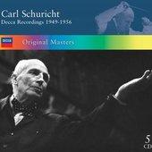 Carl Schuricht - Carl Schuricht Decca Recordings 1949-1956