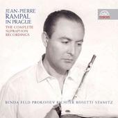 Jean-Pierre Rampal - Rampal V Praze: Kompletní Supraphonské Nahrávky (2CD, 2017)
