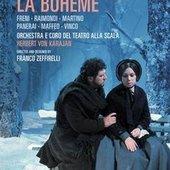 Puccini, Giacomo - PUCCINI La Bohème Karajan DVD-VIDEO