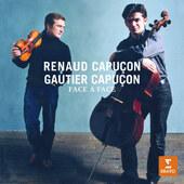 Gautier Capucon, Renaud Capucon - Face A Face - Duos For Violin And Cello (Edice 2013)