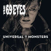 69 Eyes - Universal Monsters (2016)