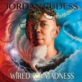 Jordan Rudess - Wired for madness /Digipack (2019)