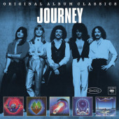 Journey - Original Album Classics (5CD, 2012)