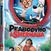 Film/Dětský - Dobrodružství pana Peabodyho a Shermana