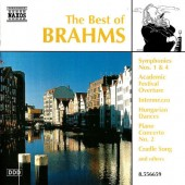 Johannes Brahms - Best Of Brahms (1997)