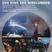 Wagner, Richard - WAGNER Ring des Nibelungen Levine DVD-V