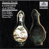 Marcello, Alessandro - MARCELLO 6 Concerti Füri