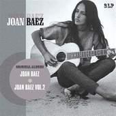 Joan Baez - Joan Baez / Joan Baez Vol. 2 - 180 gr. Vinyl