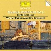 Leonard Bernstein - BRAHMS Symphony No. 3 / Bernstein