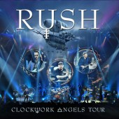 Rush - Clockwork Angels Tour (5LP, Edice 2019) - Vinyl