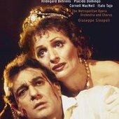 Puccini, Giacomo - PUCCINI Tosca Behrens Domingo DVD-VIDEO