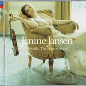 Vivaldi, Antonio - VIVALDI The Four Seasons / Janine Jansen