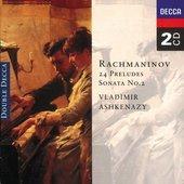 Rachmaninov, Sergei Vassilievich - Rachmaninov 24 Preludes Vladimir Ashkenazy
