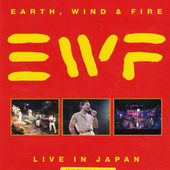 Earth, Wind & Fire - Live In Japan (DVD + CD)