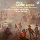 Antonio Vivaldi - Le Quattro Stagioni - 180 gr. Vinyl