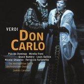 Verdi, Giuseppe - VERDI Don Carlos Levine DVD-VIDEO
