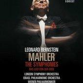 Leonard Bernstein - MAHLER The Symphonies Bernstein DVD-V