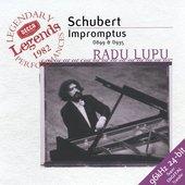 Schubert, Franz - Schubert 4 Impromptus, d899 Radu Lupu