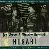 Jan Werich & Miroslav Horníček - Husaři