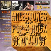 Various Artists - Milestones Of Pop & Rock Of The 60s, 70s And 80s Vol. 3 (1995)
