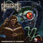 Gruesome - Dimensions Of Horror (2016)