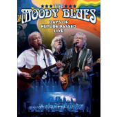 Moody Blues - Days Of Future Passed Live (DVD, 2018)