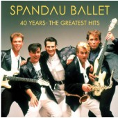 Spandau Ballet - 40 Years - The Greatest Hits (LP+5CD+DVD, 2021) /Limited BOX