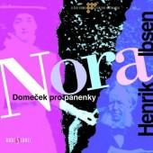 Henrik Ibsen - Nora / Domeček pro panenky /2CD
