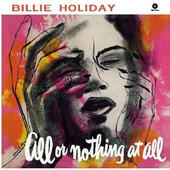 Billie Holiday - All Or Nothing At All - 180 gr. Vinyl