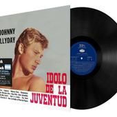 Johnny Hallyday - El Idolo De La Juventud (Edice 2016) - 180 gr. Vinyl