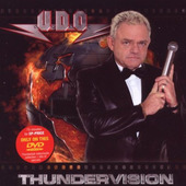 U.D.O. - Thunderball / Thundervision (CD + DVD, Limited Edition)