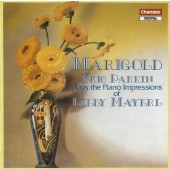 Eric Parkin, Billy Mayerl - Marigold: Eric Parkin Plays The Piano Impressions Of Billy Mayerl (1987)