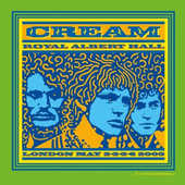 Cream - Royal Albert Hall - London 2005 /180Gr.Vinyl.