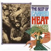 Canned Heat - Let's Work Together (The Best Of Canned Heat) /1989