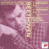 Ludwig Van Beethoven / Leonard Bernstein - Symphony No. 1, Symphony No. 7 (Edice 1999)
