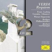 Agnes Baltsa - VERDI Requiem, BRUCKNER Te Deum / Karajan