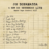 Joe Bonamassa - A New Day Yesterday: Live (2005)