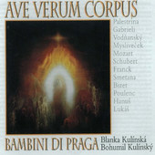 Bambini Di Praga - Ave Verum Corpus (2000)