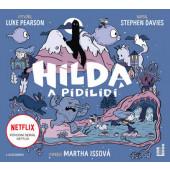 Luke Pearson & Stephen Davies - Hilda a pidilidi (MP3, 2019)