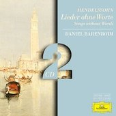 Mendelssohn Bartholdy, Felix - MENDELSSOHN Songs without Words / Barenboim
