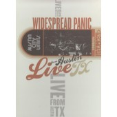 Widespread Panic - Live From Austin, TX (DVD, 2008)