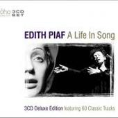 Edith Piaf - A Life in Song [Box set]Part of ourTwo CDs for £9 offer