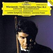 Shaham, Gil - WIENIAWSKI Violin Concertos + SARASATE / Shaham
